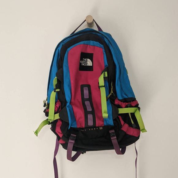 The North Face Hot Shot SE Multicolor Backpack